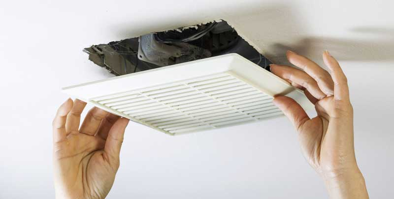 Best Bathroom Exhaust Fan installation