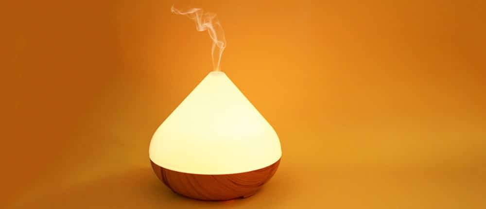 does a warm mist humidifier help with coughing