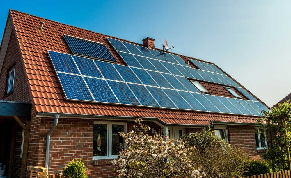 Energy Saving Tips - Solar Panels