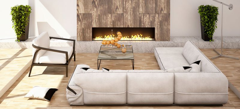 Electric fireplace and electricity bills
