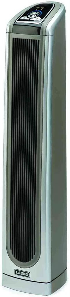 Lasko 5588 34 Inch Ceramic Tower Space Heater