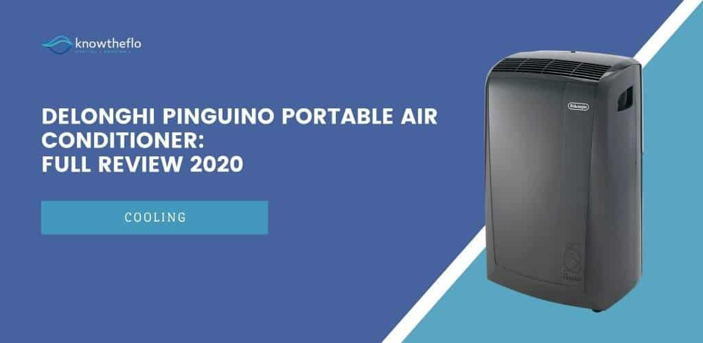 DeLonghi Pinguino Portable Air Conditioner – Full Review 2020